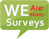 WE ARE READY Surveys